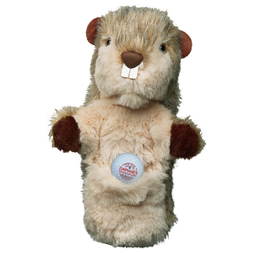 Daphne's HeadCovers: Gopher Golf Club Cover