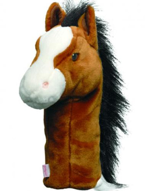 Daphne's HeadCovers: Horse Golf Club Cover