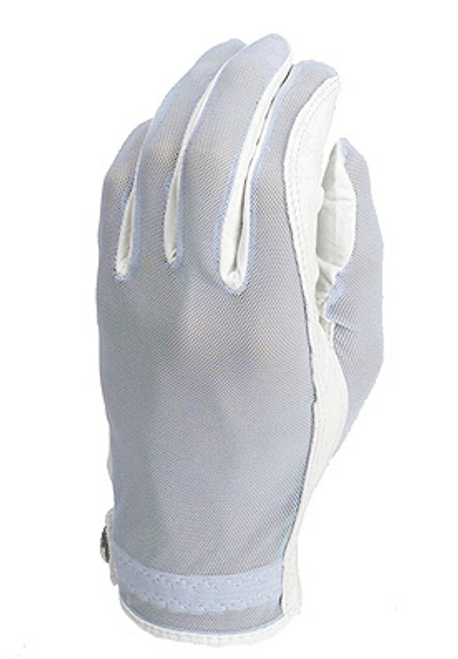 Evertan: Women's Tan Through Golf Glove - Ocean Mist