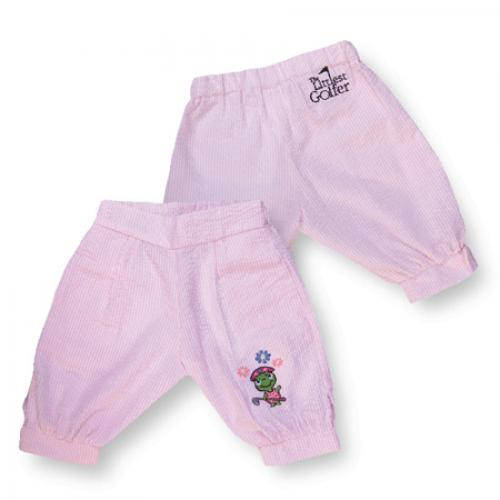 The Littlest Golfer First Knickers for Girls (Sandy) Size  2T