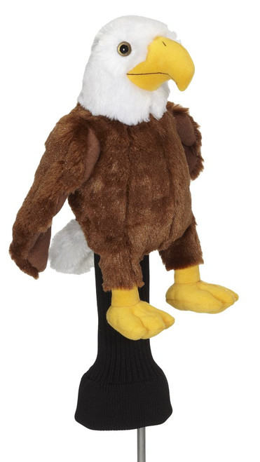 Creative Covers: Bald Eagle Headcover