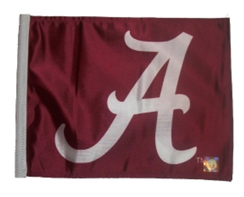 SSP Flags: University 11x15 inch Flag Variety - Alabama Crimson A