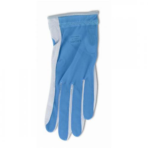 Lady Classic Women's SOLAR Golf Glove - BLUE