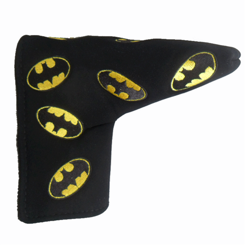 Creative Covers: Batman Multi Logo Blade Putter Cover