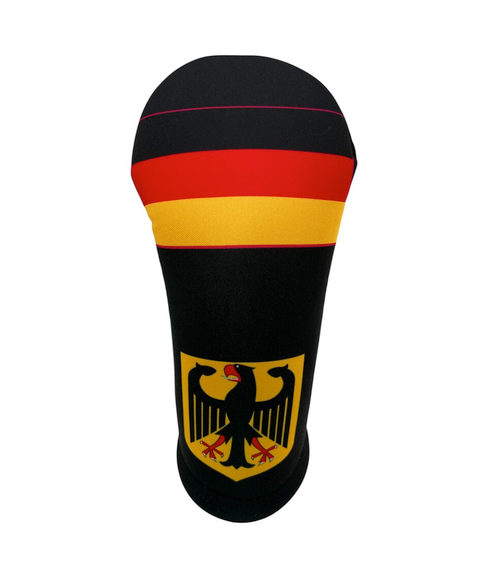 BeeJos: Golf Headcover - Germany Flag