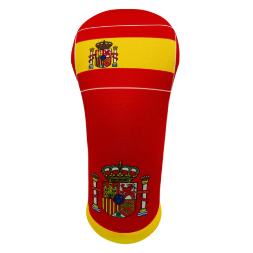 BeeJos: Golf Head Cover - Flag of Spain