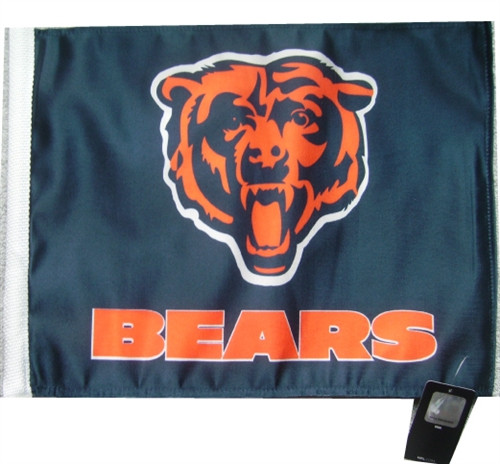 SSP Flags: NFL 11x15 inch Flag Variety - Chicago Bears