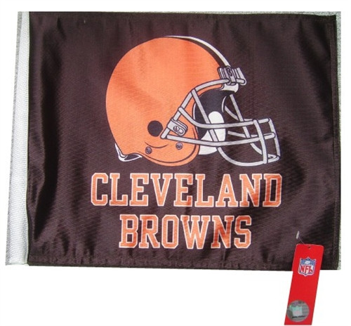 SSP Flags: NFL 11x15 inch Flag Variety - Cleveland Browns