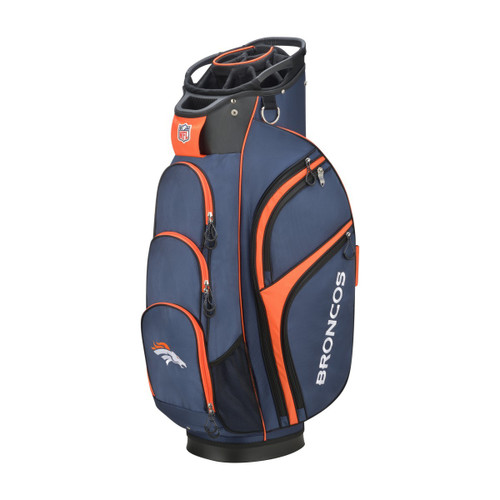 Wilson: NFL Cart Golf Bag - Denver Broncos