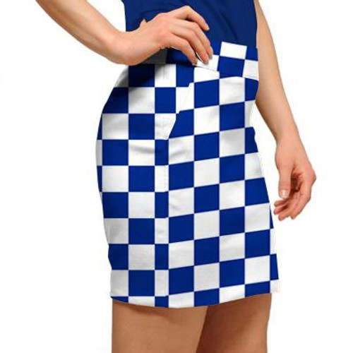 Loudmouth Golf: Women's Skort - Derby Chex
