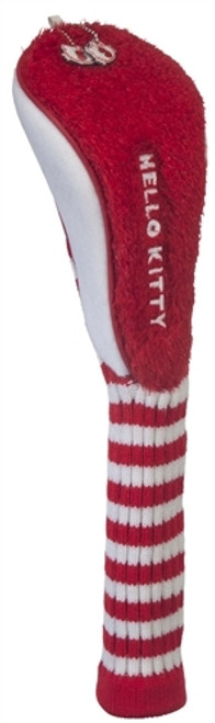 "Hello Kitty ""Mix & Match"" Fairway Head Cover - Red/White - SALE"