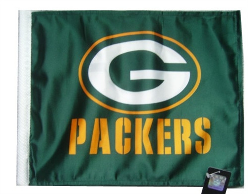 SSP Flags: NFL 11x15 inch Flag Variety - Green Bay Packers
