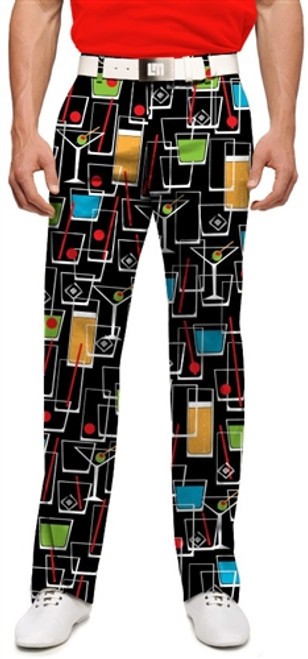 Loudmouth Golf Mens Pants - Happy Hour