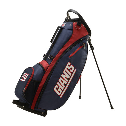Wilson: NFL Carry Golf Bag - New York Giants