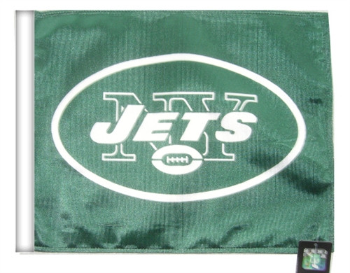 SSP Flags: NFL 11x15 inch Flag Variety - New York Jets