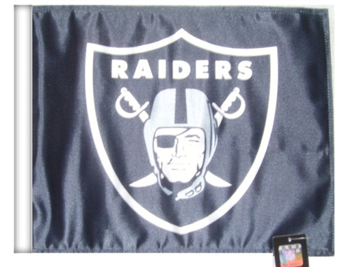 SSP Flags: NFL 11x15 inch Flag Variety - Oakland Raiders