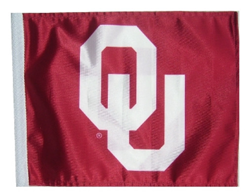 SSP Flags: University 11x15 inch Flag Variety - Oklahoma Sooners