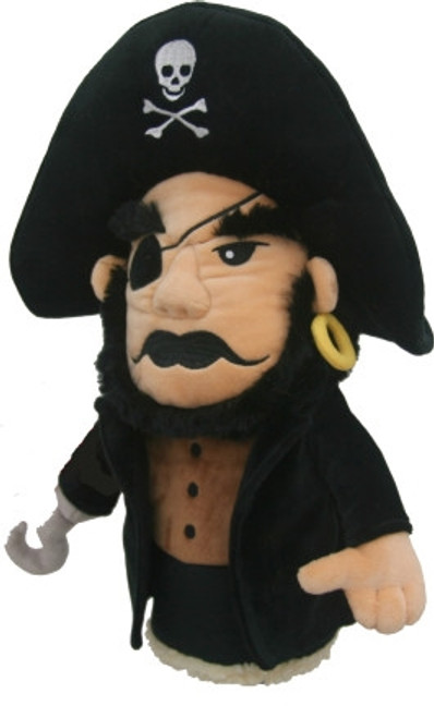 Daphne's HeadCovers: Pirate Golf Club Cover