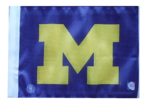 SSP Flags: University 11x15 inch Flag Variety - Michigan Wolverines