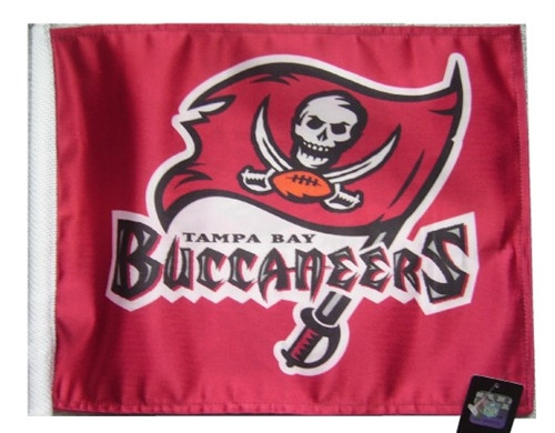 SSP Flags: NFL 11x15 inch Flag Variety - Tampa Bay Buccaneers