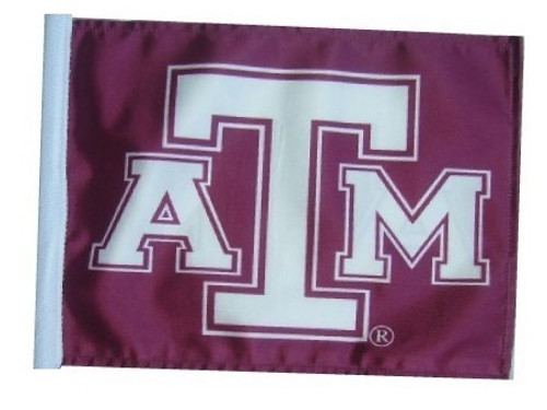 SSP Flags: University 11x15 inch Variety Flag - Texas A and M