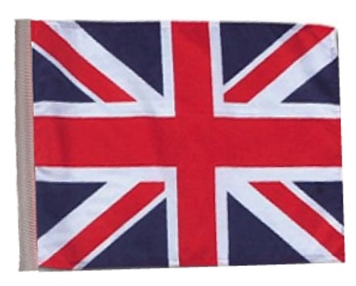 SSP Flags: 11x15 inch Golf Cart Replacement Flag - Union Jack