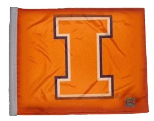 SSP Flags: University 11x15 inch Flag Variety - University of Illinois