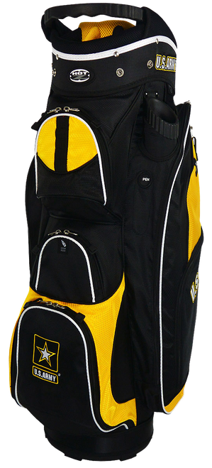 U.S. Army Military Cart Bag by Hotz Golf * Estimated Restock Date – Late Sept  2021*