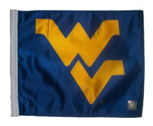 SSP Flags: University 11x15 inch Variety Flag - West Virginia Mountaineers