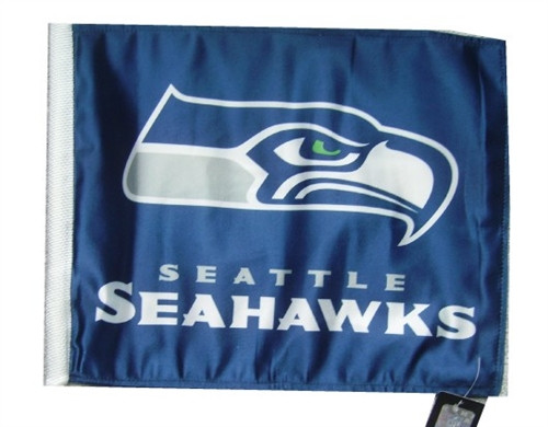 SSP Flags: NFL 11x15 inch Flag Variety - Seattle Seahawks