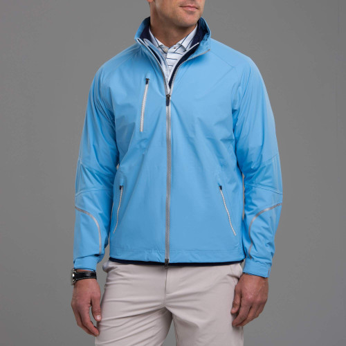 Zero Restriction: Men's Power Torque Full Zip
