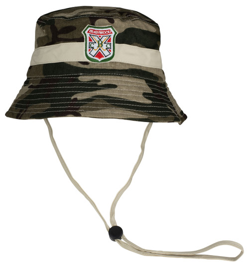 Bushwood Country Club Camo Bucket Hat with Bushwood Crest