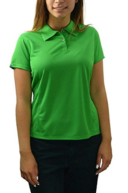 Bermuda Sands Women's Lady Breeze Polo - Grass Green - SALE
