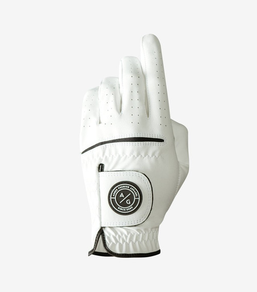 Asher Golf: Chuck 2.0 Golf Glove - Ghost