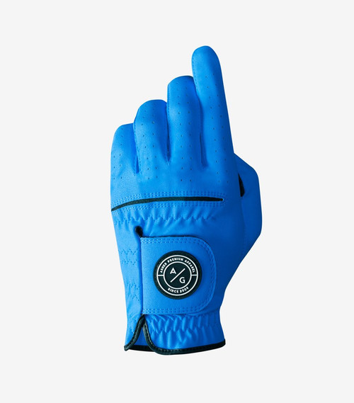 Asher Golf: Chuck 2.0 Golf Glove - Blue