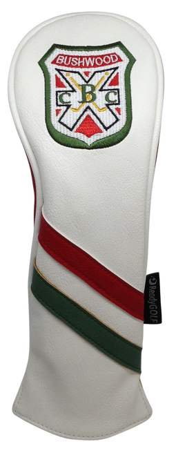 Bushwood Country Club Embroidered Headcover - Hybrid