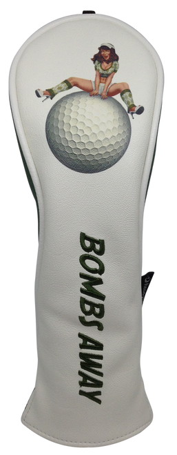 ReadyGolf: Hybrid Headcover - Bombs Away Pinup