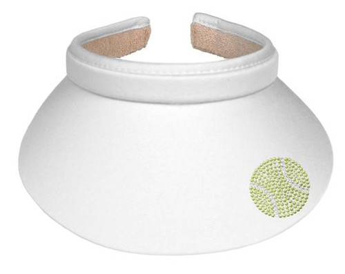 Titania Golf: Women's Clip on Visor - Tennis