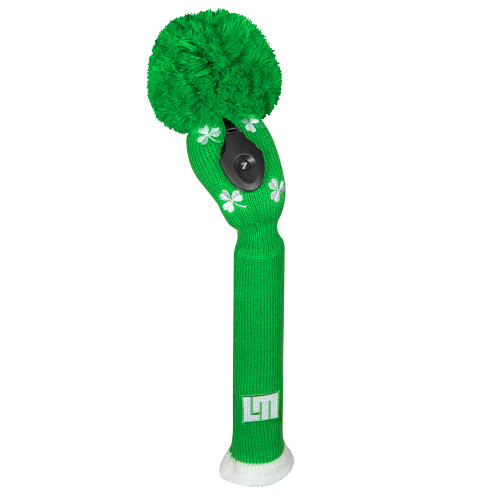 Just 4 Golf: Loudmouth Headcover Hybrid - Shamrocks