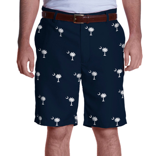 Ovation: Men's Game Changer Shorts - Palmetto Moon - SALE