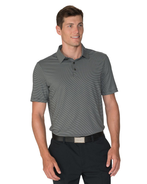 Chase 54: Men's Short Sleeve Polo - Drift