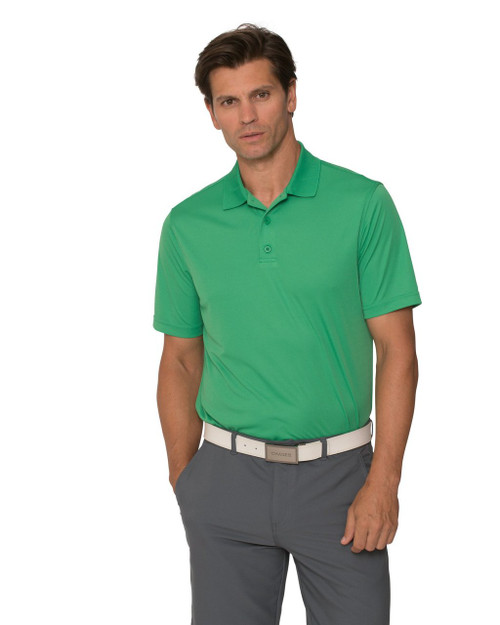 Chase 54: Men's Short Sleeve Polo - Will