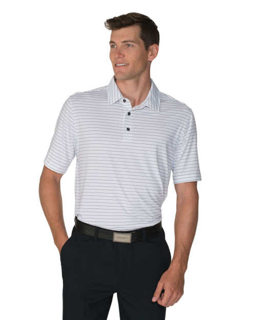 Chase 54: Men's Short Sleeve Polo - Local