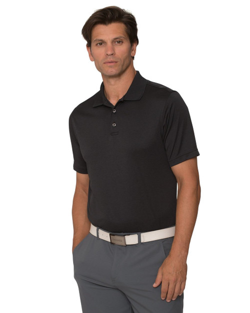 Chase 54: Men's Short Sleeve Polo - Transit