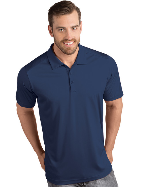 Antigua: Men's Essentials Short Sleeve Polo - Tribute 104197