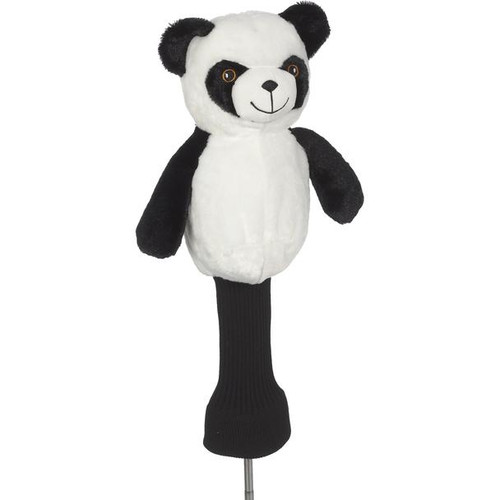 Creative Covers: Putt Putt the Panda Golf Headcover