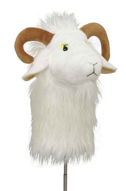 Creative Covers: Singing Goat Golf Headcover