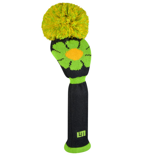 Just 4 Golf: Loudmouth Driver Headcover - Magic Bus