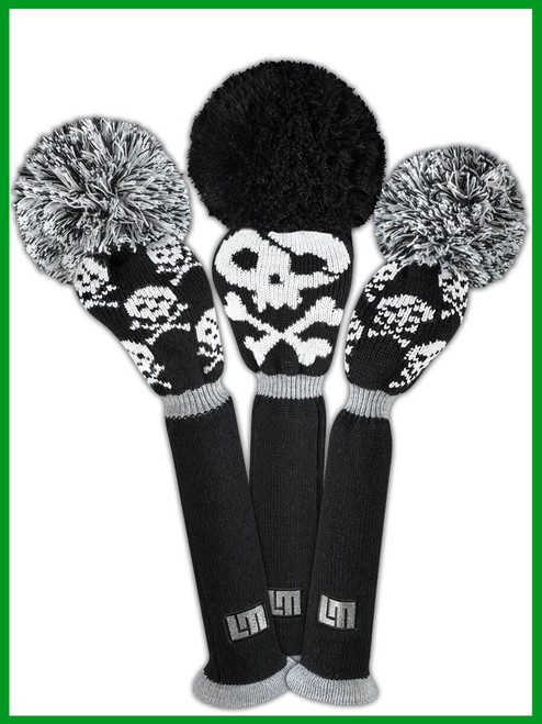 Just 4 Golf: Loudmouth Headcover Set - Shiver Me Timbers