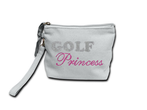Titania Golf: Women's Make-up Purse - Golf Princess